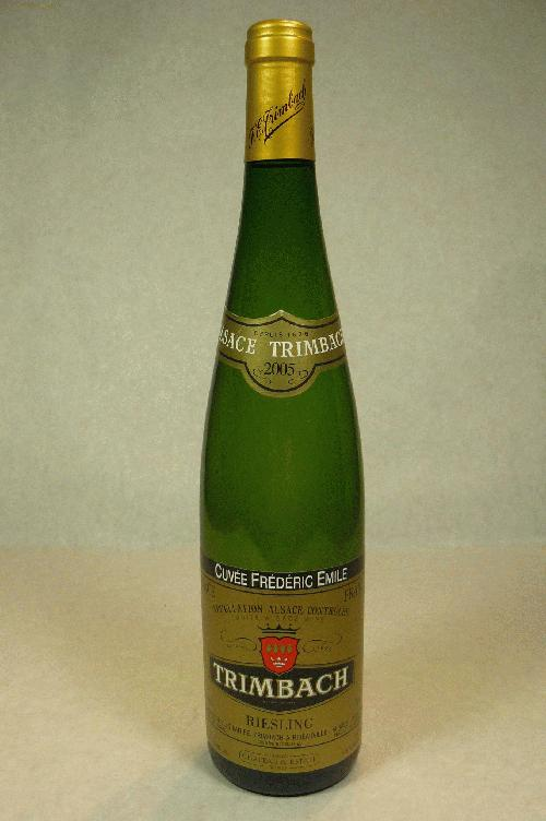2005 Domaine Trimbach Riesling Frederic Emile RieslingWS:93