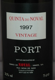 1997 Quinta do Noval Vintage Port FABULOUS 100-POINTER LOCAL PICKUP/DELIVERY IN NYC ONLY