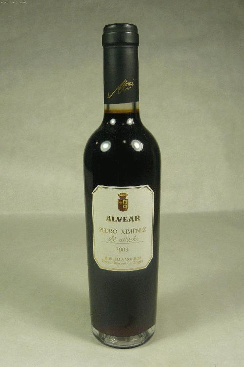 2003 Alvear Pedro Ximenez De Anada Pedro Ximenez 375mlWA:94