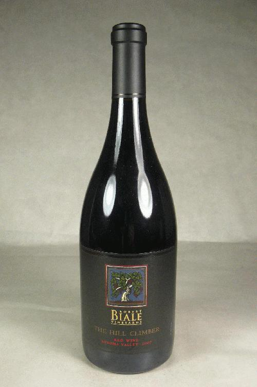 2007 Biale Vineyards, Robert The Hill Climber Proprietary BlendWA:91