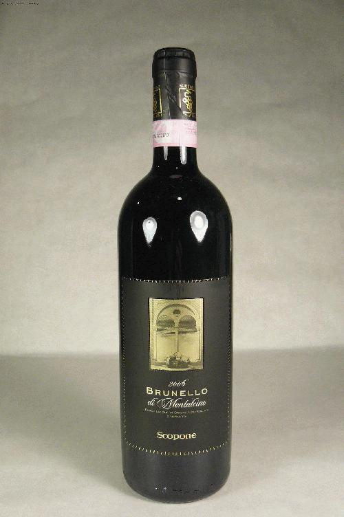 2006 Scopone Brunello di Montalcino  Sangiovese Grosso