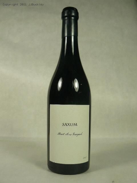 2007 Saxum Heart Stone Vineyard Proprietary BlendWS:97ST:93WA:98