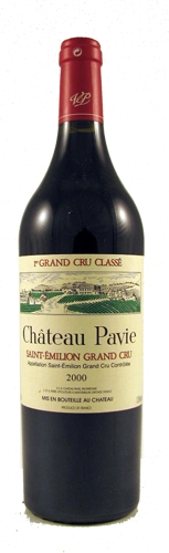 2000 Pavie   **  ROBERT PARKER 100 POINTS  **  3  PRISTINE BOTTLES FROM OWC AVAILABLE  ** PURCHASED ON FUTURES AND CELLARED SINCE!!!