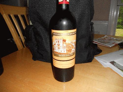 2000 Ducru Beaucaillou   RP95pts