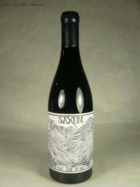 2008 Saxum Heart Stone Vineyard Proprietary BlendWA:95