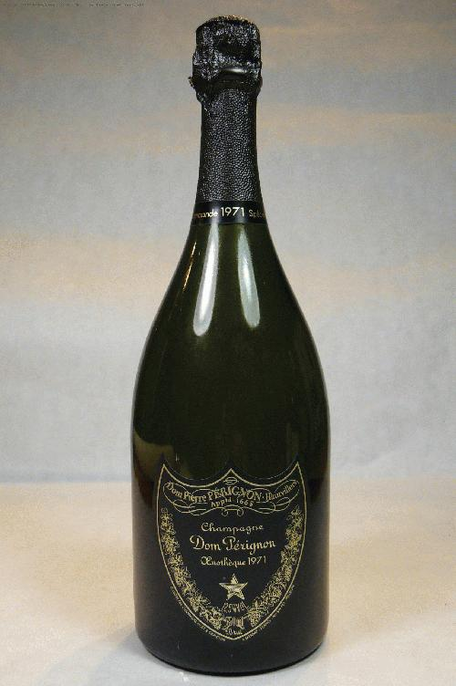 1971 Moet & Chandon Dom Perignon Oenotheque Champagne Blend