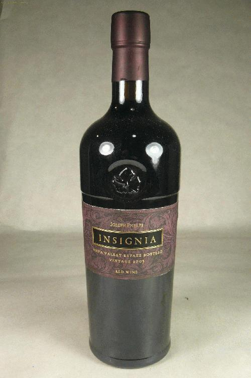 2005 Phelps, Joseph Insignia Proprietary Red Wine Proprietary BlendWA:95ST:93WS:92