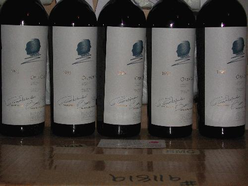 1992 Opus One Proprietary Red Wine Napa