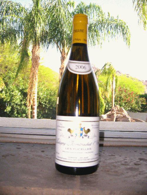 2006 Domaine Leflaive Puligny Montrachet Les Pucelles Puligny Montrachet ***PERFECT BOTTLE PURCHASED ON RELEASED AND STORED AT 55 DEGREES***